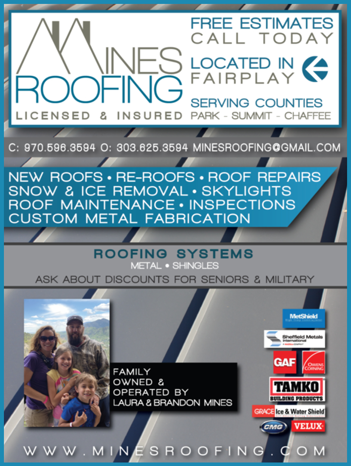 Mines Roofing & Construction, LLC