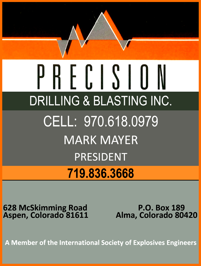 Precision Drilling & Blasting, Inc.